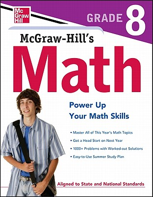 Mcgraw-hill's Math Grade 8 By McGraw-Hill